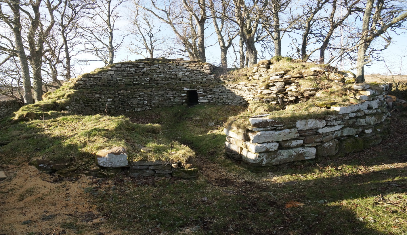 Dunbeath Broch Project